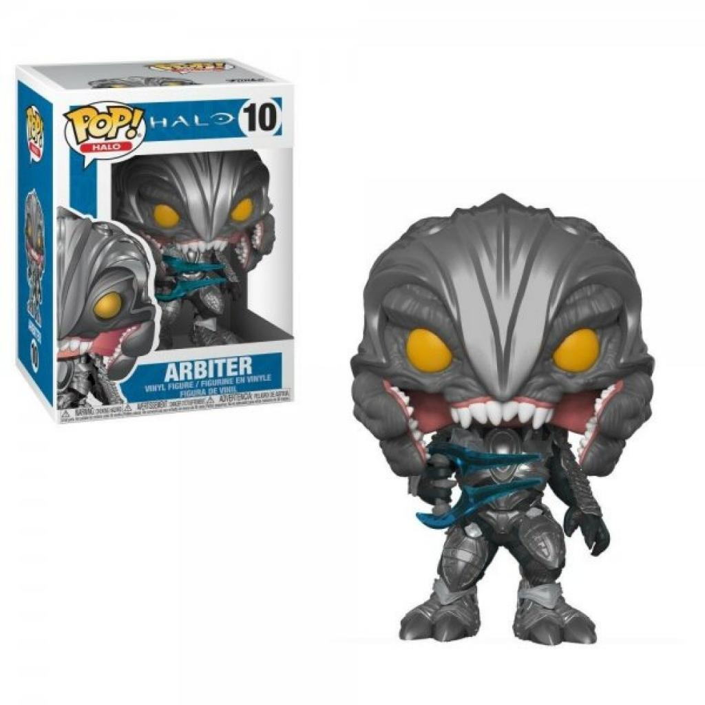 HALO - Bobble Head POP N° 10 - Arbiter