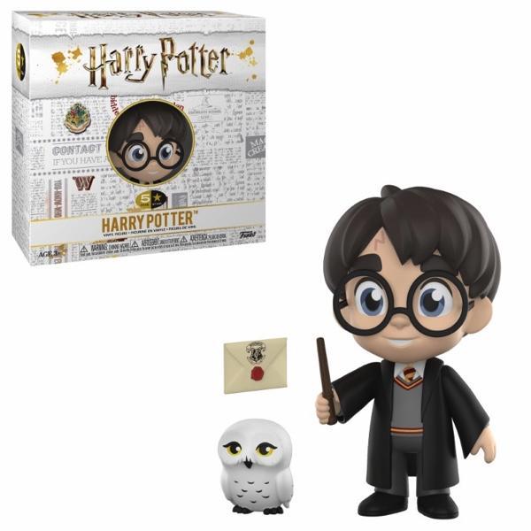 HARRY POTTER - 5 Star Vinyl Figure 8 cm - Harry Potter