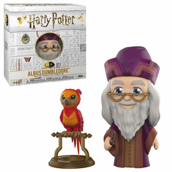 HARRY POTTER - 5 Star Vinyl Figure 8 cm - Dumbledore_2