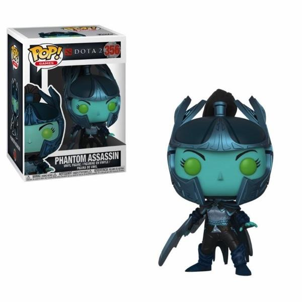 DOTA 2 - Bobble Head POP N° 356 - Phantom Assassin