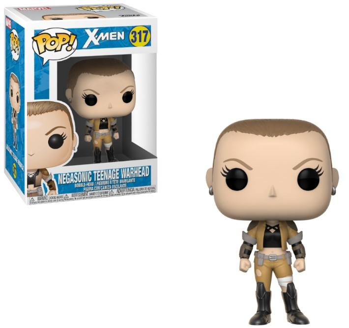 X-MEN - Bobble Head POP N° 317 - Negasonic