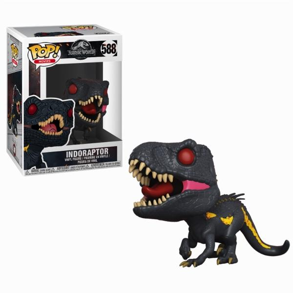 JURASSIC PARK - Bobble Head POP N° 588 - Indoraptor