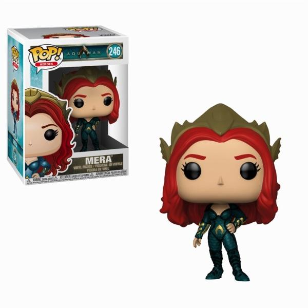 AQUAMAN - Bobble Head POP N° 246 - Mera