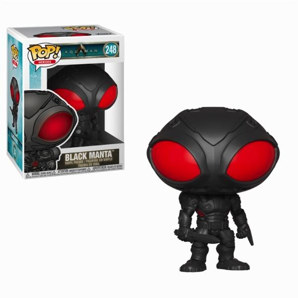 AQUAMAN - Bobble Head POP N° 248 - Black Manta