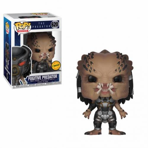 THE PREDATOR - Bobble Head POP N° 620 - Predator CHASE EDITION