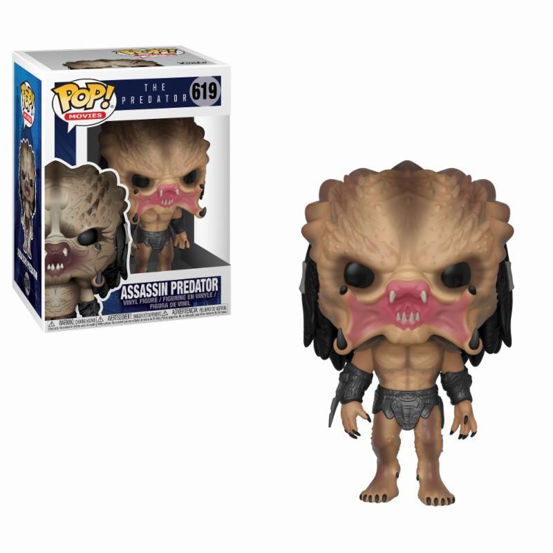 PREDATOR - Bobble Head POP N° 619 - Super Predator