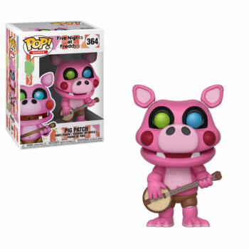 FIVE NIGHTS AT FREDDY'S - Bobble Head POP N° 364 - Pigpatch