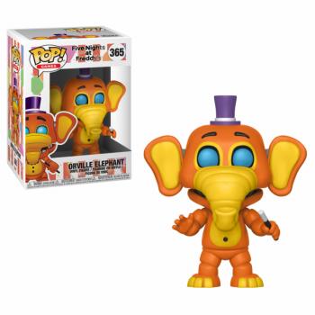 FIVE NIGHTS AT FREDDY'S - Bobble Head POP N° 365 - Orville Elephant