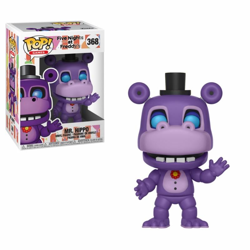 FIVE NIGHTS AT FREDDY'S - Bobble Head POP N° 368 - Mr. Hippo_1