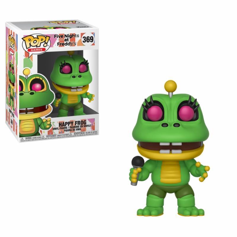 FIVE NIGHTS AT FREDDY'S - Bobble Head POP N° 369 - Happy Frog