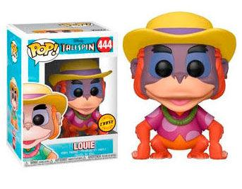 DISNEY - Tale Spin - Bobble Head POP N° 444 - Louie CHASE EDITION