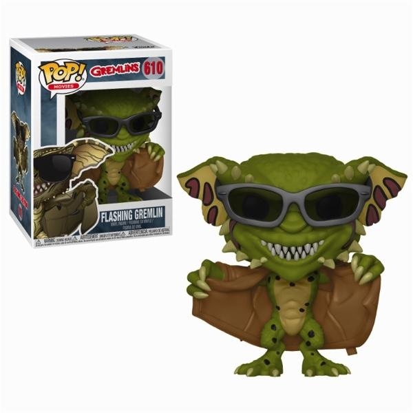 GREMLINS 2 - Bobble Head POP N° 610 - Flashing Gremlin