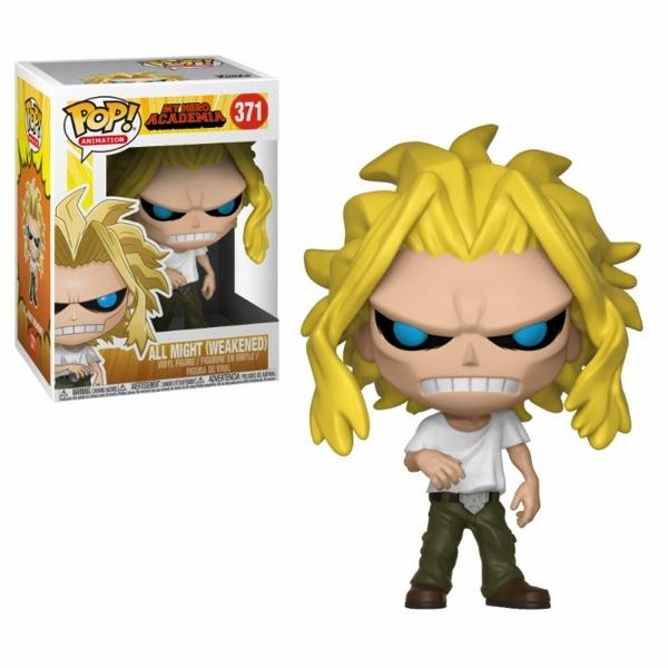 MY HERO ACADEMIA - Bobble Head POP N° 371 - All Might Affaibli