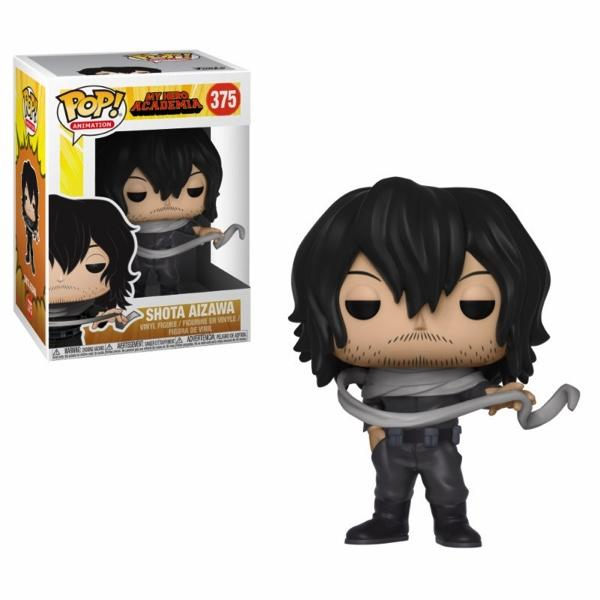 MY HERO ACADEMIA - Bobble Head POP N° 375 - Shota Aizawa