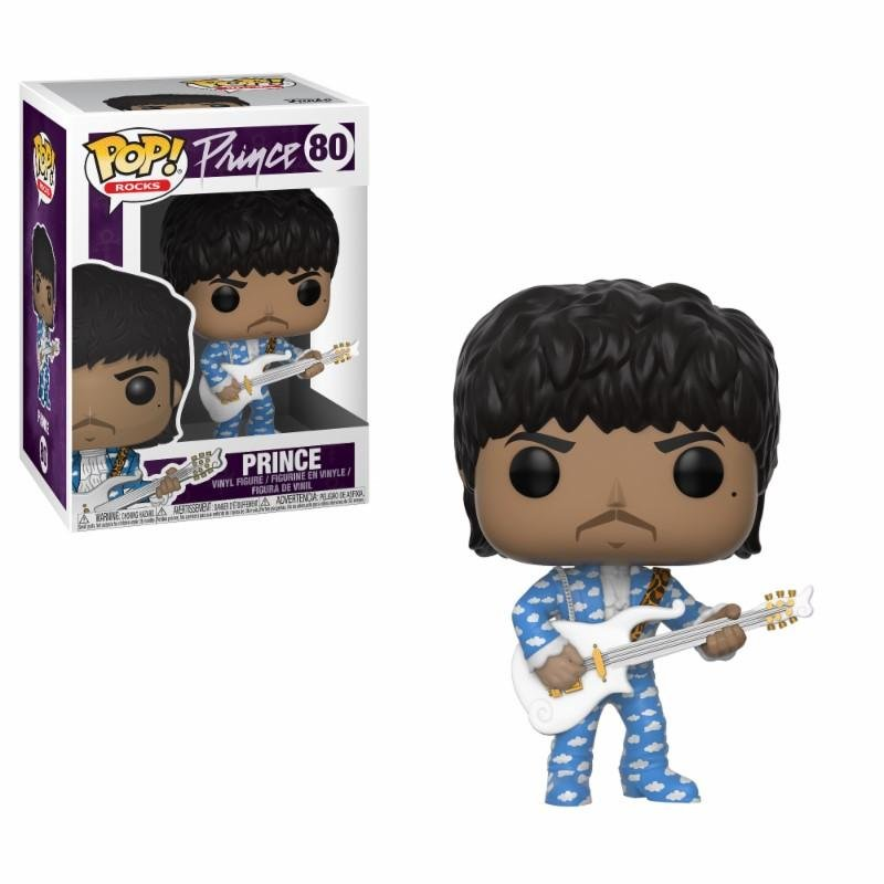 PRINCE - Bobble Head POP N° 80 - Around the World in a Day
