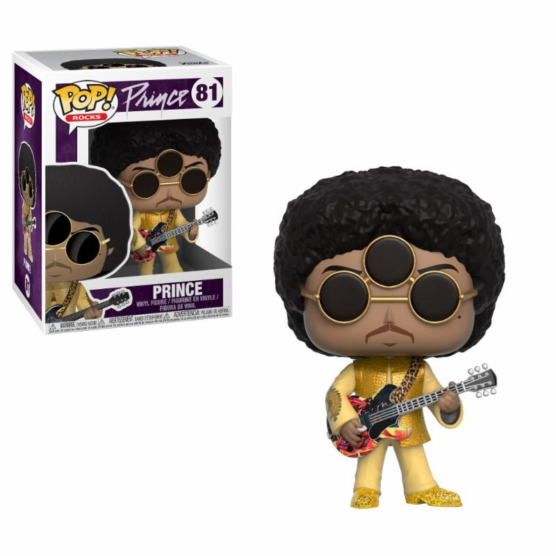 PRINCE - Bobble Head POP N° 81 - 3rd Eye Girl