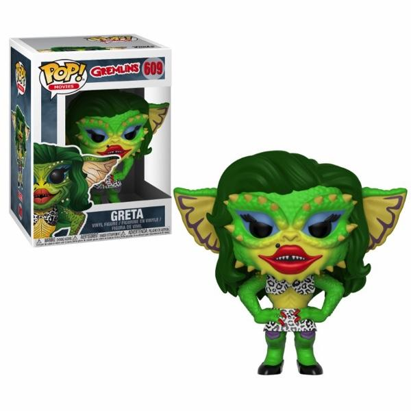 GREMLINS 2 - Bobble Head POP N° 609 - Greta