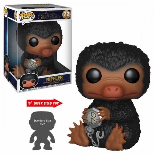FANTASTIC BEASTS 2 - Bobble Head Pop N° 22 - Niffler OVERSIZE