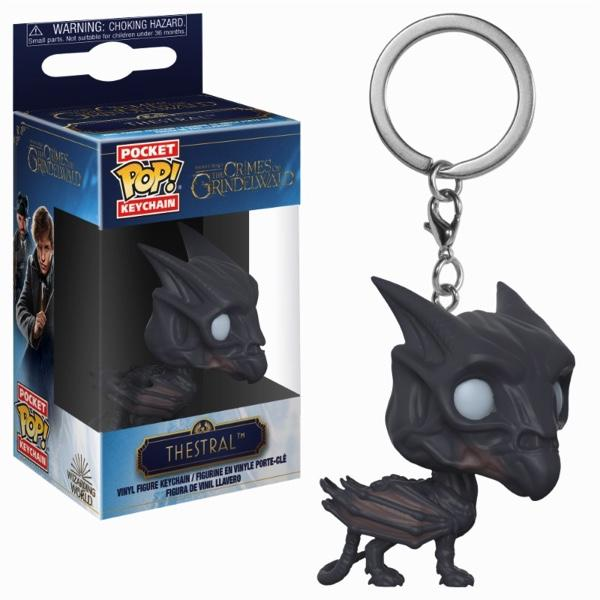 Pocket Pop Keychains : Fantastic Beasts 2 - Thestral