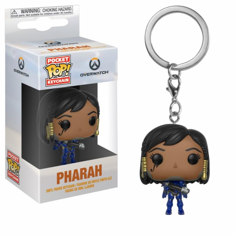 Pocket Pop Keychains : Overwatch - Pharah