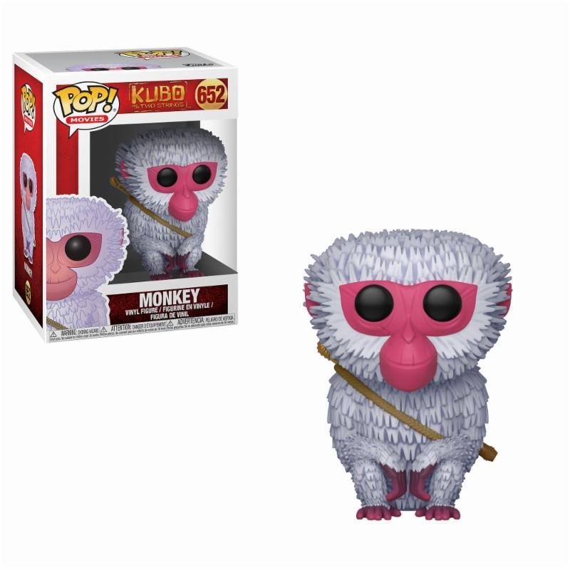 KUBO - Bobble Head POP N° 652 - Monkey