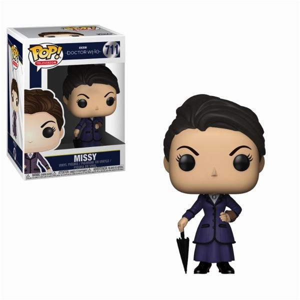 DOCTOR WHO - Bobble Head POP N° 771 - Missy