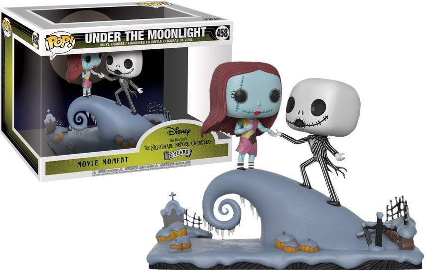 NIGHTMARE BEFORE CHRISTMAS - Movie Moments Pop N° 458 - Jack and Sally