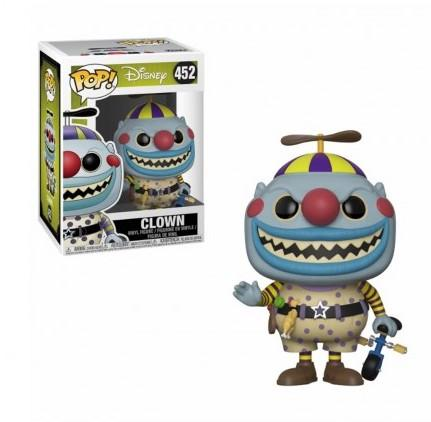 DISNEY - Bobble Head POP N° 452 - Nightmare Before Christmas - Clown