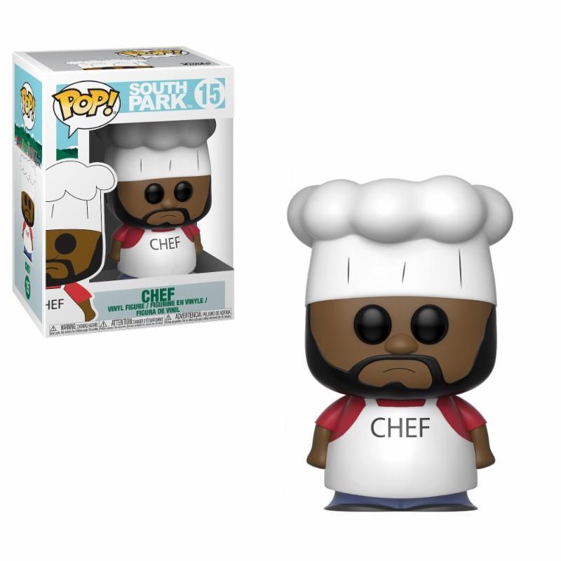 SOUTH PARK - Bobble Head POP N° 15 - Chef