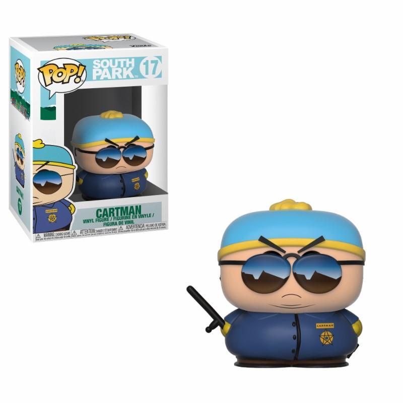 SOUTH PARK - Bobble Head POP N° 17 - Cartman