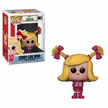 THE GRINCH 2018 - Bobble Head POP N° 661 - Cindy-Lou Who
