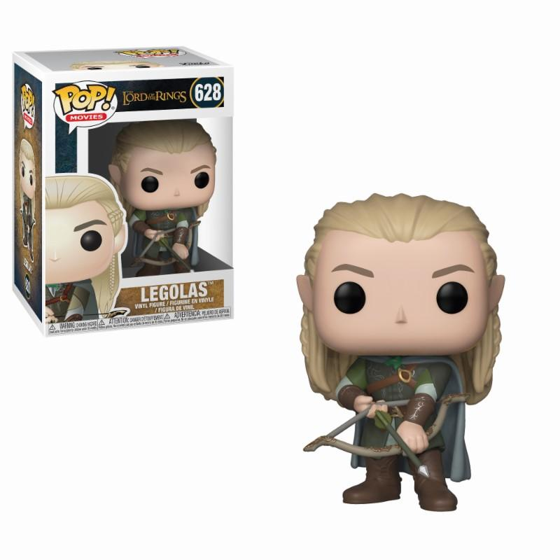 LORD OF THE RINGS - Bobble Head POP N° 628 - Legolas