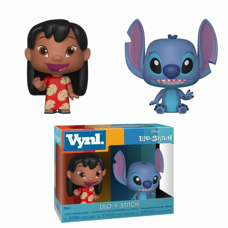 DISNEY - Funko VYNL 2-Pack - Lilo & Stitch