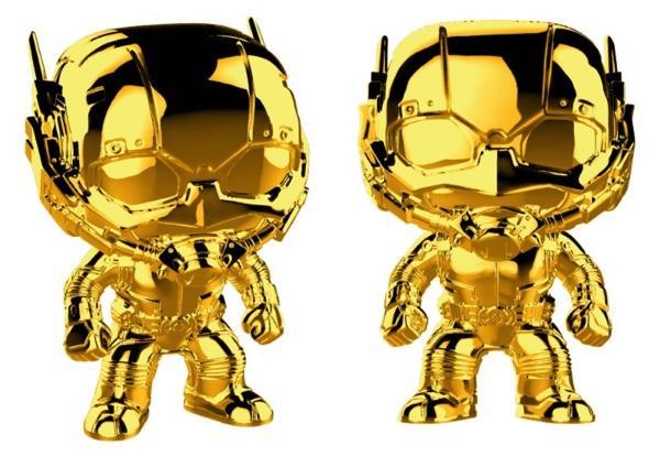 MARVEL MCU 10tn Anniver. - Bobble Head POP N° xxx - Ant-Man Chrone