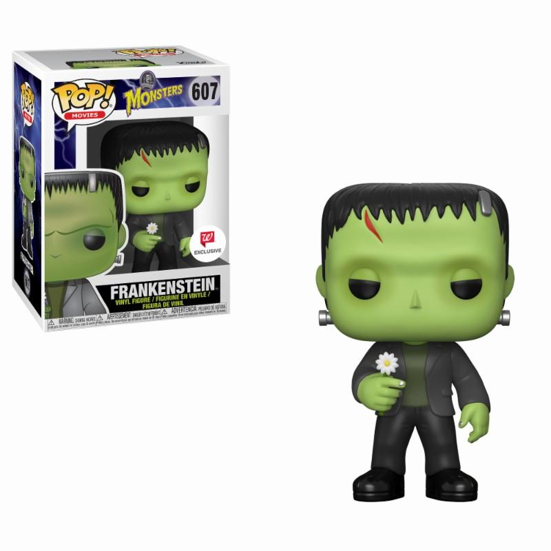 UNIVERSAL MONSTERS - Bobble Head POP N° 607 - Frankensteins LIMITED