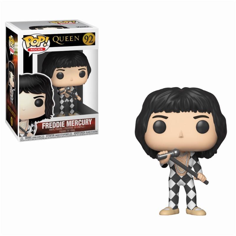 QUEEN - Bobble Head POP N° 92 - Freddie Mercury
