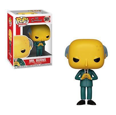 THE SIMPSONS - Bobble Head POP N° 501 - Mr. Burns