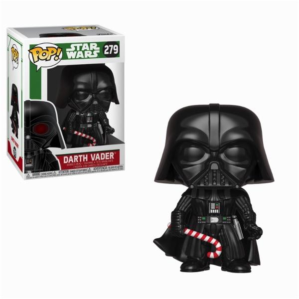 STAR WARS - Bobble Head POP N° 279 - Holiday - Darth Vader