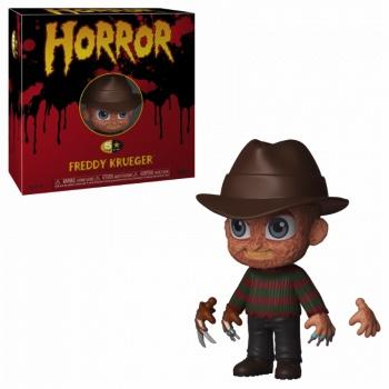 HORROR - 5 Star Vinyl Figure 8 cm - Freddy Krueger