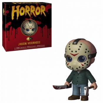HORROR - 5 Star Vinyl Figure 8 cm - Jason Voorhees