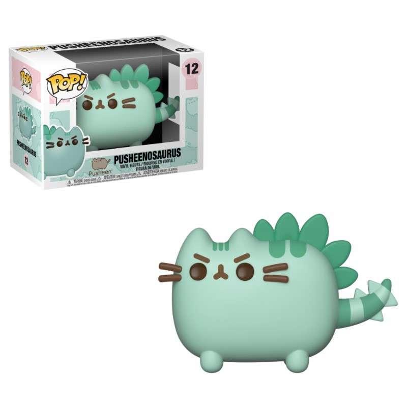 PUSHEEN - Bobble Head POP N° 12 - Pusheenosaurus
