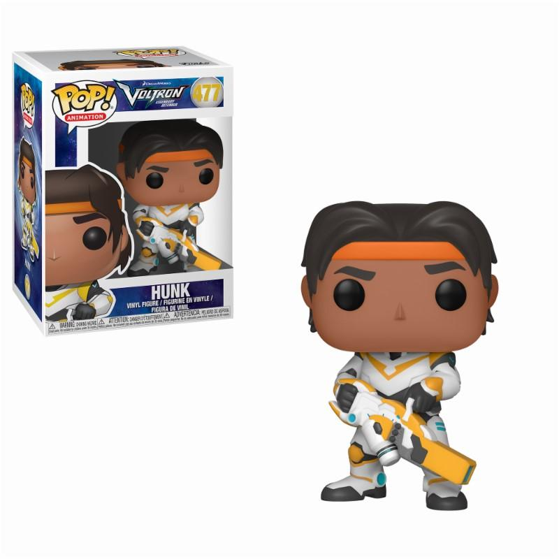 VOLTRON (Dreamworks) - Bobble Head POP N° 477 - Hunk