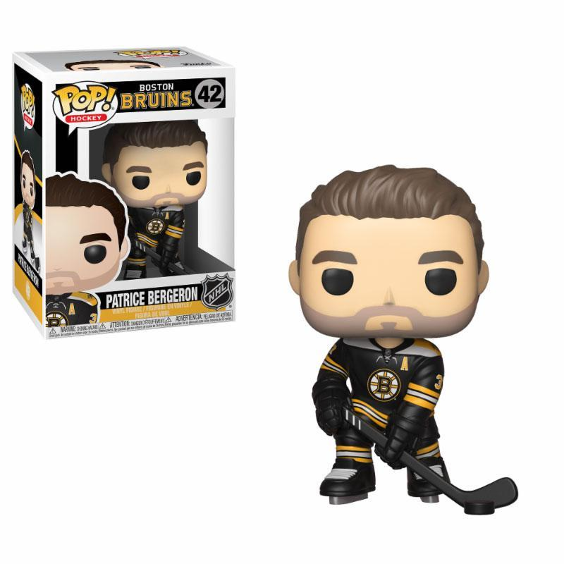 NHL - Bobble Head POP N° 42 - Boston Bruins - Patrice Bergeron