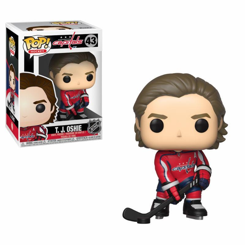 NHL - Bobble Head POP N° 43 - Capitials - T.J. Oshie