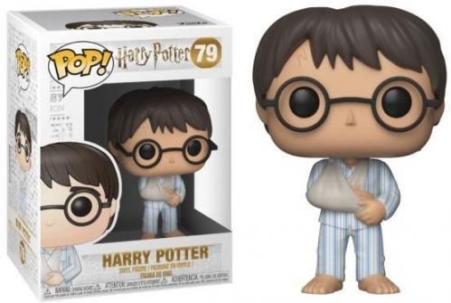 HARRY POTTER - Bobble Head POP N° 79 - Harry Potter PJs