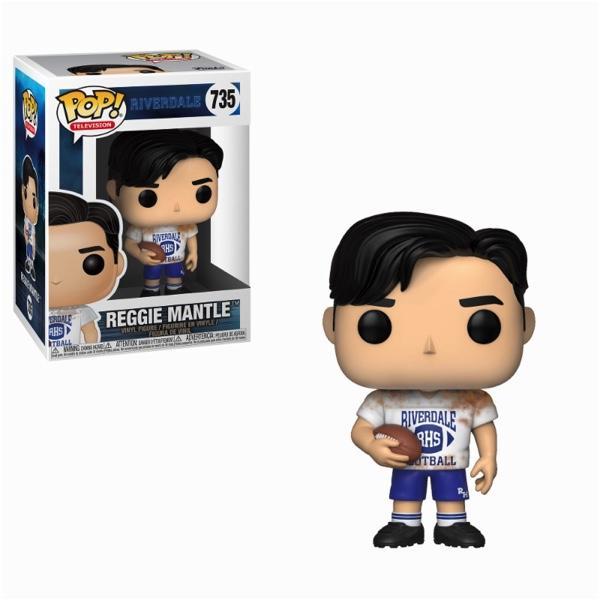 RIVERDALE - Bobble Head POP N° 735 - Reggie Mantle