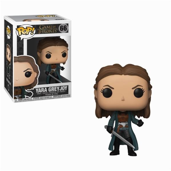 GAME OF THRONES - Bobble Head POP N° 66 - Yara Greyjoy