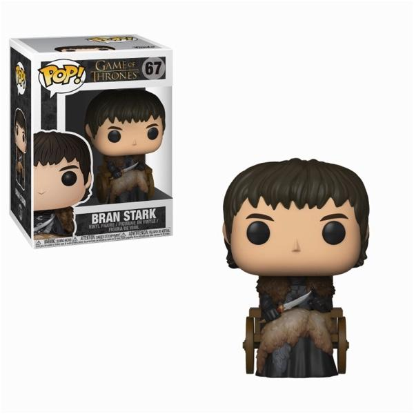GAME OF THRONES - Bobble Head POP N° 67 - Bran Stark_1