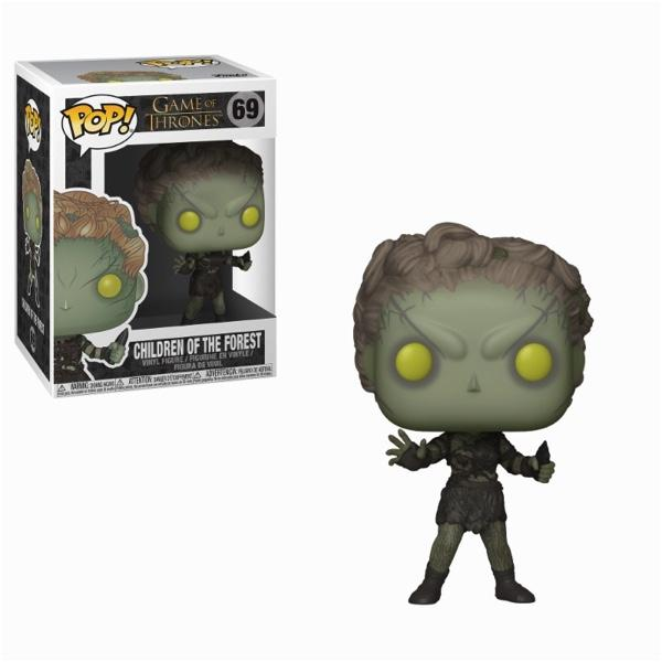 GAME OF THRONES - Bobble Head POP N° 69 - Children of the Forest