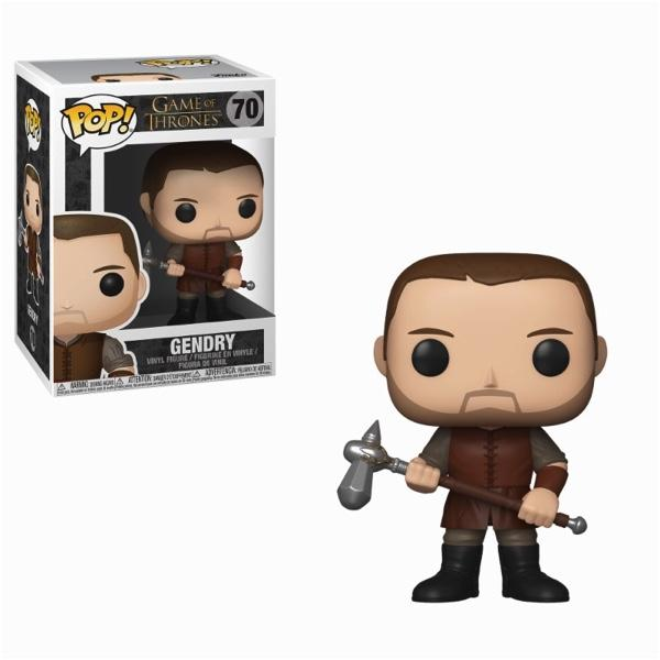 GAME OF THRONES - Bobble Head POP N° 70 - Gendry_1